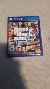 Grand Theft Auto Five (PS4)