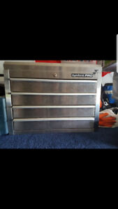 Stainless Steel Top Chest
