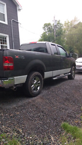 08 F150 XLT with XTR package