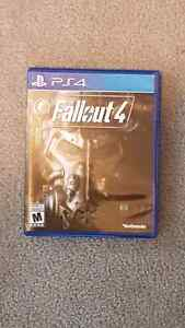 "For sale ""Fallout 4"" for ps4"