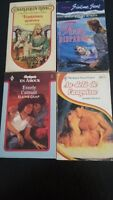 Livres Harlequin diverses collections