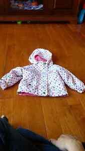 Manteau de printemps gusti fille 12 mois