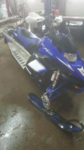 2009 Yamaha Nytro
