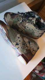 Irregular Choice Ladies Shoes Size 6