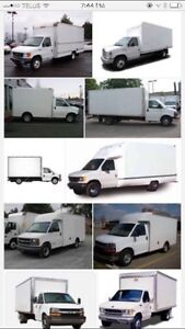 WANTED: low priced running cube van