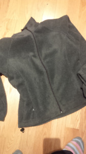 Columbia Polar Fleece Jacket - Excellent Used Condition