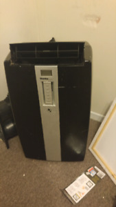 Dandy brand upright in-window, portable,  air conditioner