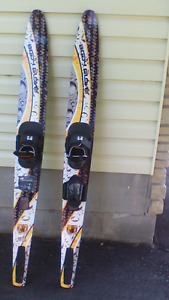 boating skis