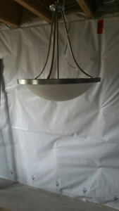 Brand new chandeliers
