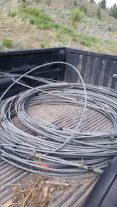 1/2 galvanized steel cable