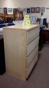 4 Drawer Chest - New