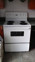 stove and dishwasher together for $100, emsenble pour $100