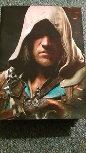 Assassin's creed black flag limited edition collectors guide