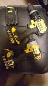 20v hammer and impact dewalt  London Ontario image 1