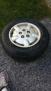 15 in.SNOW TIRES