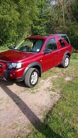 2006 Land Rover Freelander 2.0td4 Adventurer, Low miles 61900