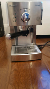 Philips Saeco HD8327/47 Poemia Top Espresso Machine, Stainless S