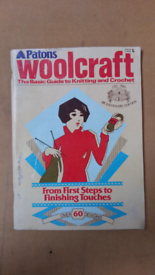 Free Knitting & Crochet book.