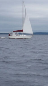 1989 - 30' Tall Rig Catalina Sailboat For Sale