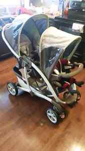 Greco Double Stroller In Great Condition