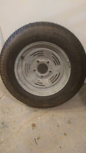 New Trailer Tire ST155/80R13