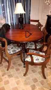 Dining room set - Reduced. Must Sell.