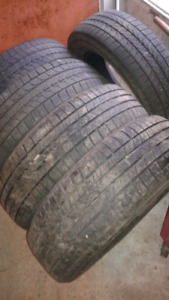 16 inch tires also 1-p185-65-15 AS $10