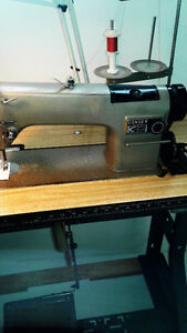 Industrial sewing Machine made in Japan Consew
