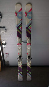 Pair de Ski Rossignol Fun Girl Skis