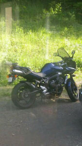 Yamaha FZ-6 2009 for sale, Superb condition