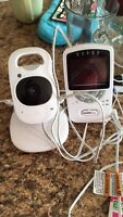 Video baby monitor - wireless