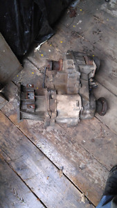 Electronic transfer case from 95 ford ranger