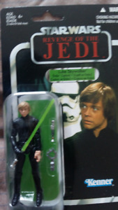 STAR WARS figurine VINTAGE COLLECTION VC23 LUKE JEDI revenge of
