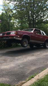 Lowrider cutlass salon 1987 for sale