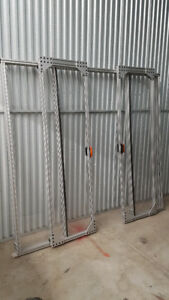 Used Mighty Mo Air Door - sliding and hinged doors