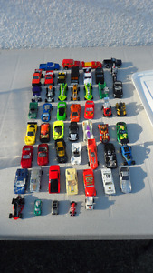 50 Vintage Hot Wheels Cars from 1977 up $100