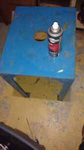 Solid steel stand for sale