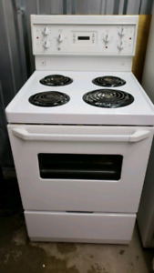 General Electric Apartment Size Stove