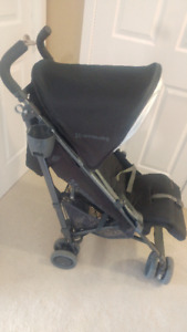 UppaBaby G-Luxe Black Stroller