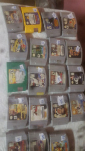 Vintage Nintendo games for sale