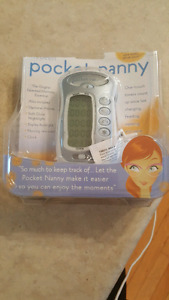 The Itzbeen Pocket Nanny - great for new Moms