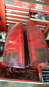 Cadillac cts rear tail lights 2 sets  02-07