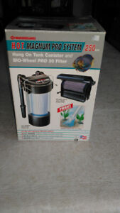 Canister Filter,  H.O.T. Magnum Pro System from Marineland