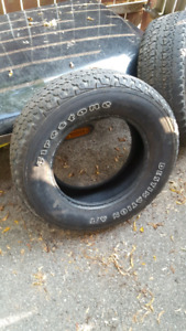 Firestone Destination (2) tires