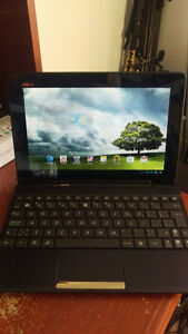 Asus Transformer Pad TF300T (with mobile dock)
