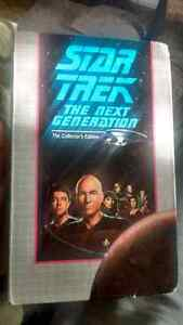 "Star Trek ""The Next Generation"" Collector's edition"