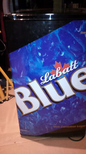 Danby Fridge 4.5 cubic feet with Labatt Logo