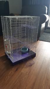 Cage à rongeur