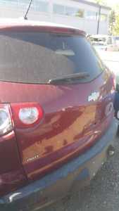 2010 Chevy Traverse Tailgate
