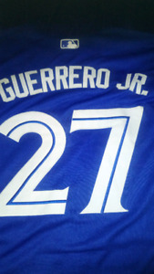 Vlad Guerrero Jr Jersey!!  Toronto Blue Jays Be the first!